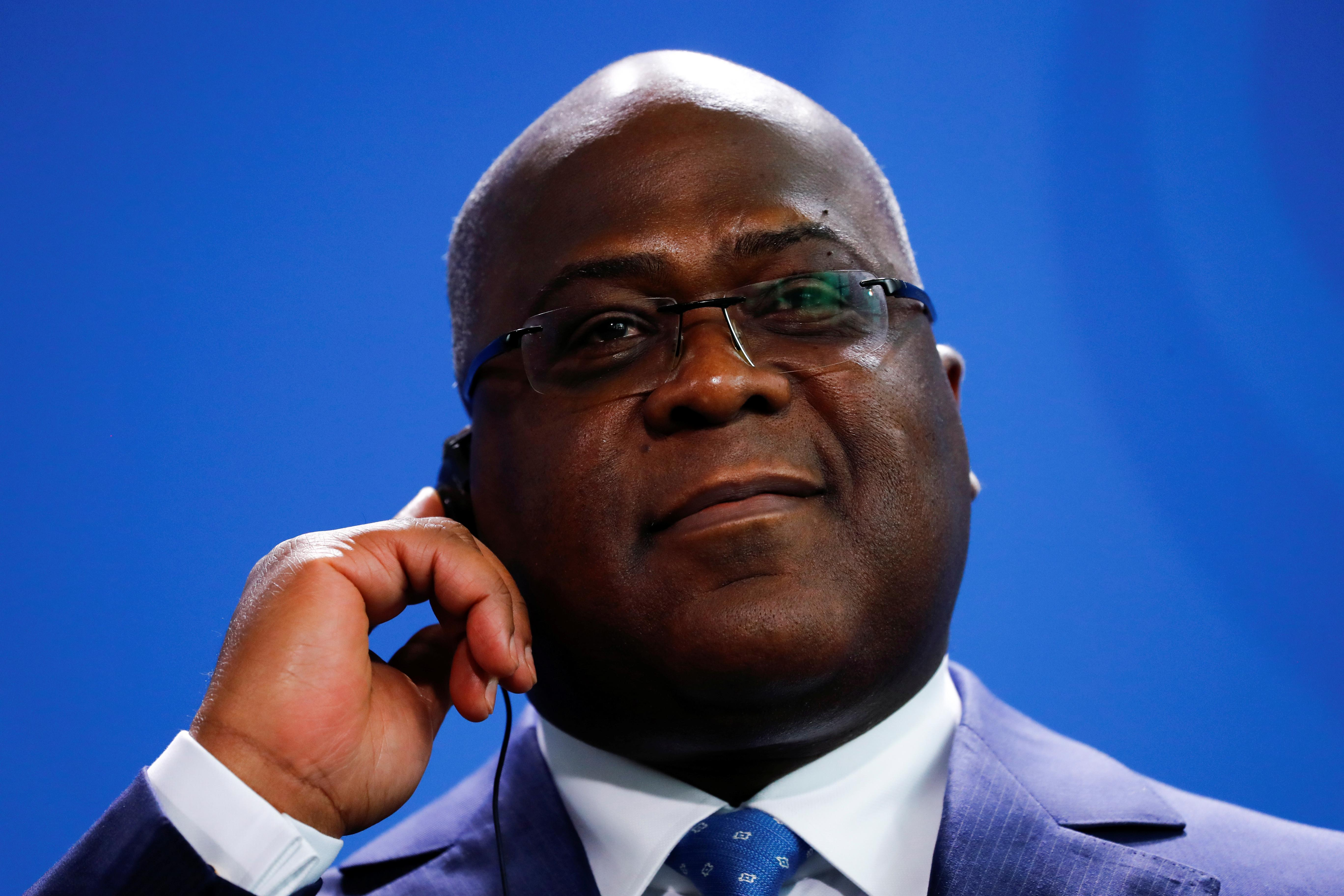 Congo president says Ebola outbreak should be over this year