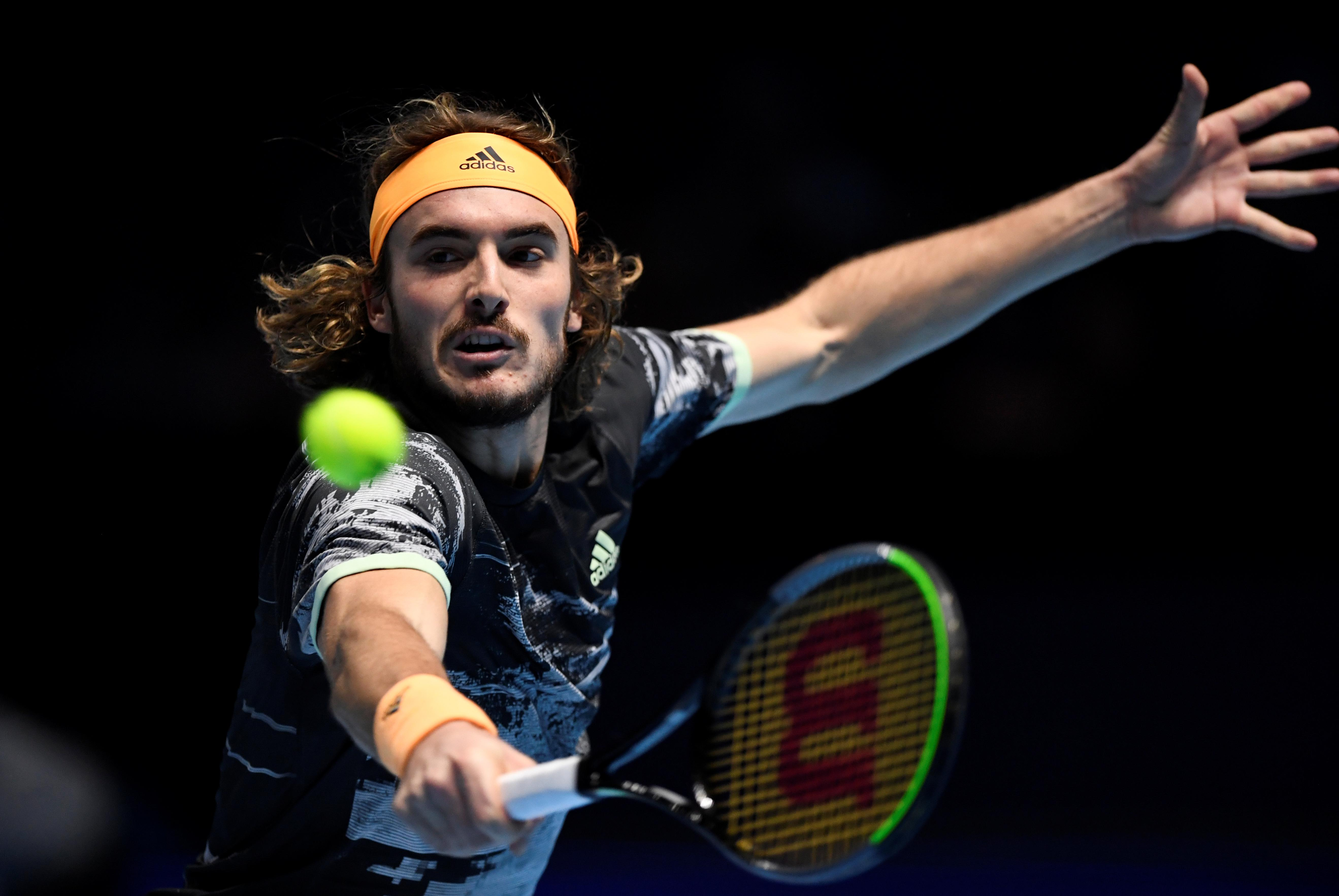 Tsitsipas says plenty left in tank despite Nadal loss