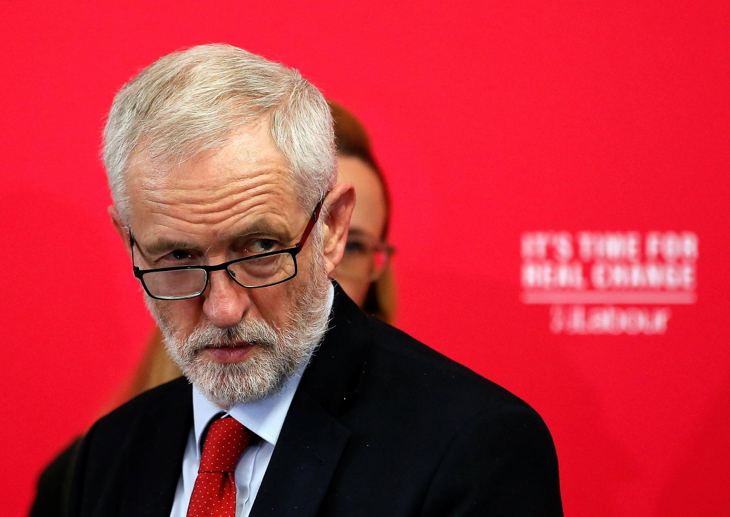 Corbyn's BT plans would be illegal under EU law, Conservatives say