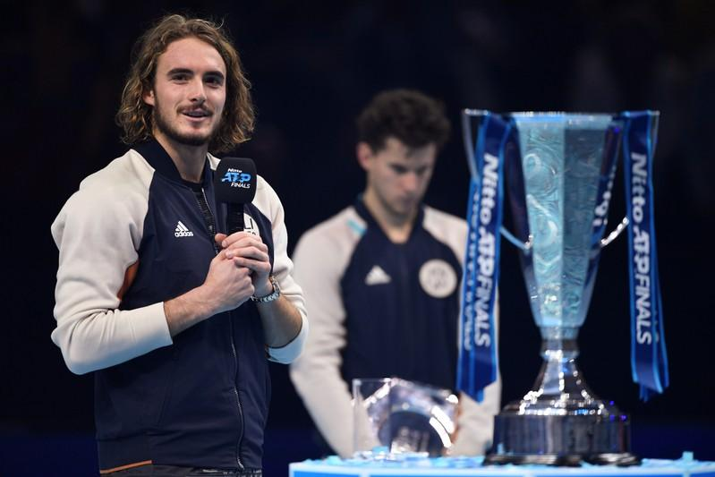 Tsitsipas ATP Finals triumph shows young guns are ready to rule