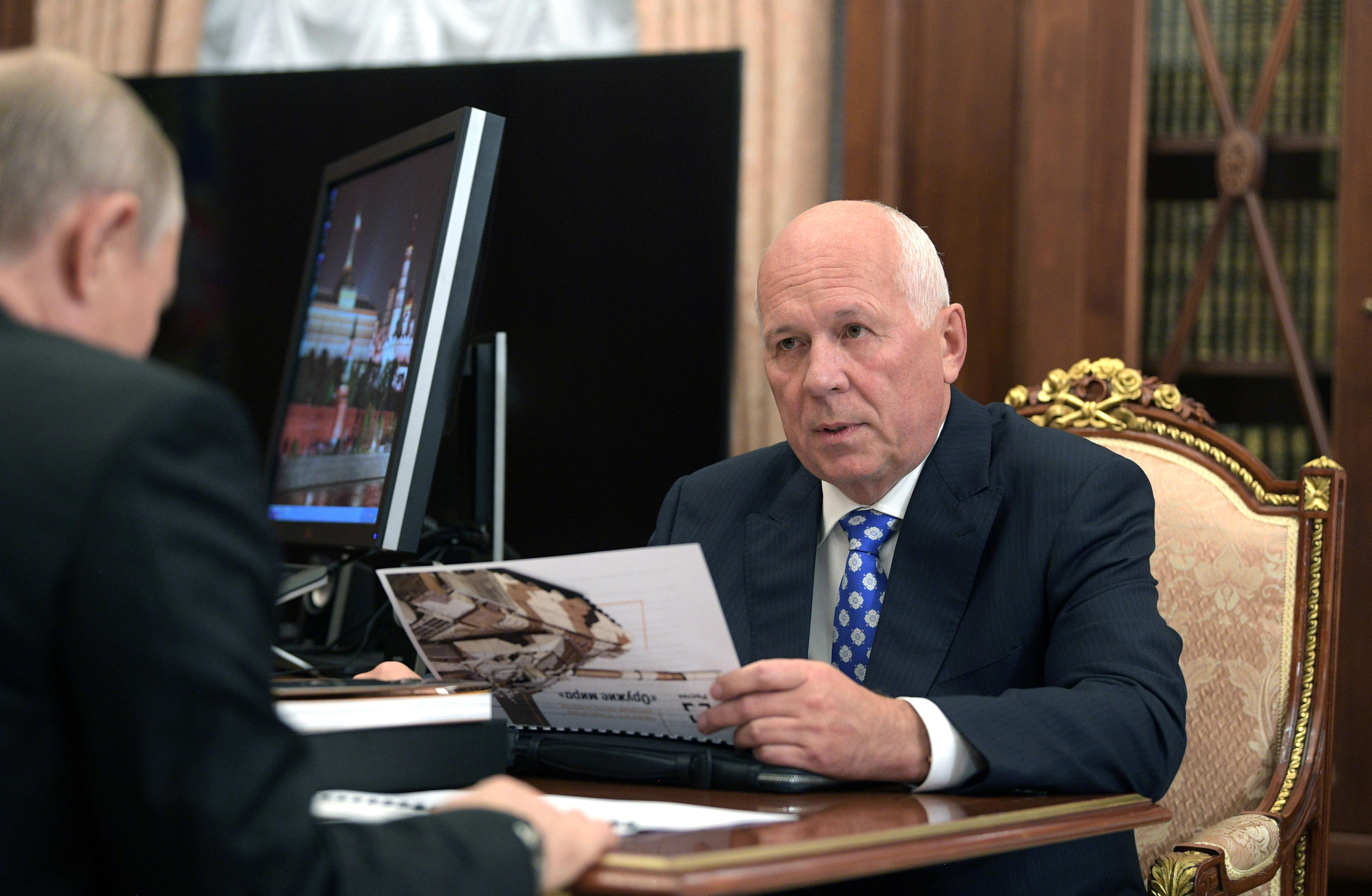 India makes advance payment for Russian missile system - Rostec CEO