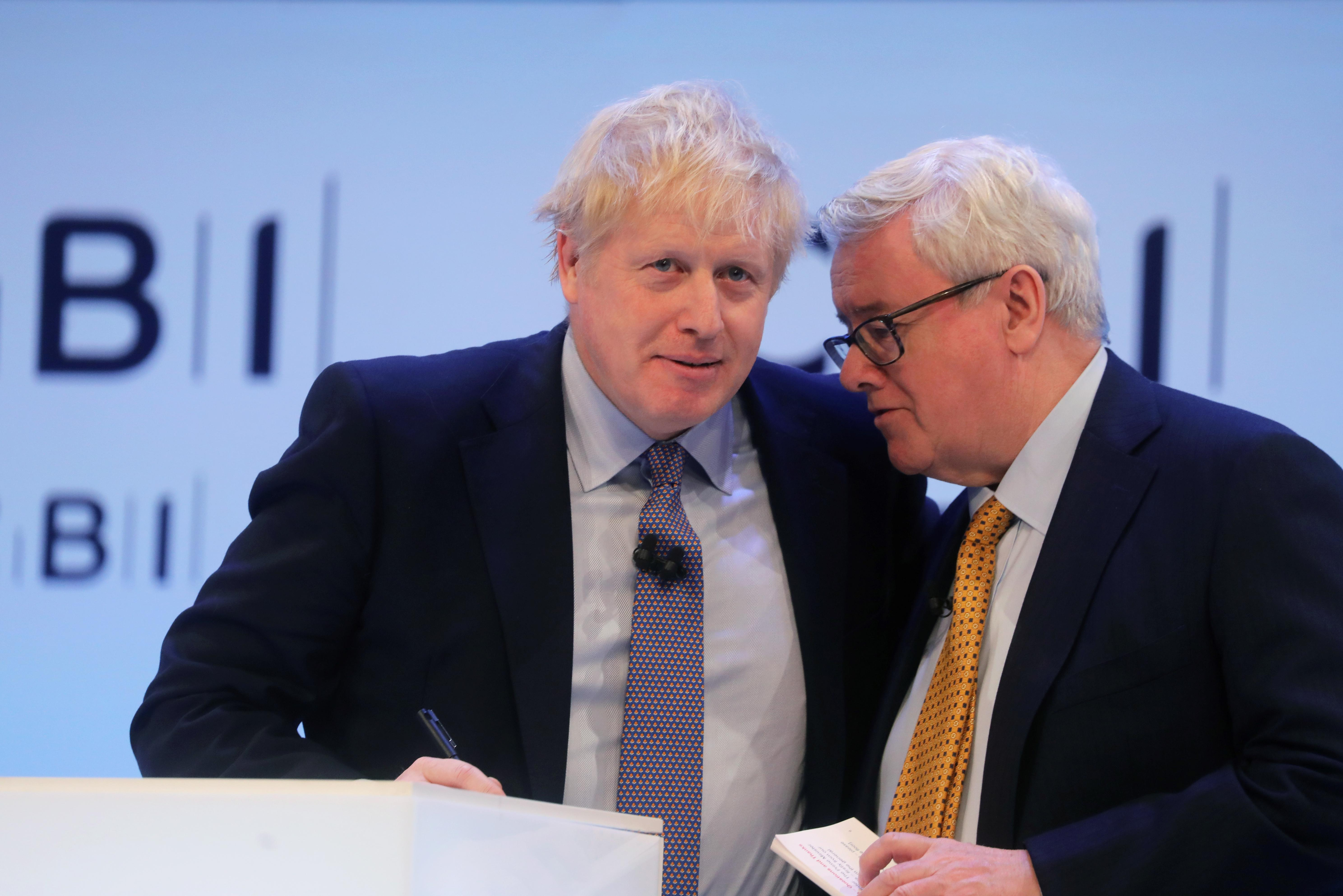 UK PM Johnson's Conservatives extend lead over Labour: ICM poll