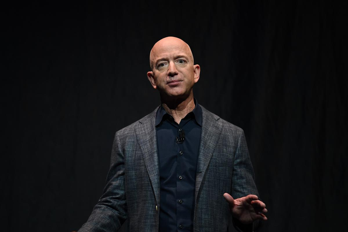 U.S. watchdog backs Bezos' protest over key Pentagon launch program