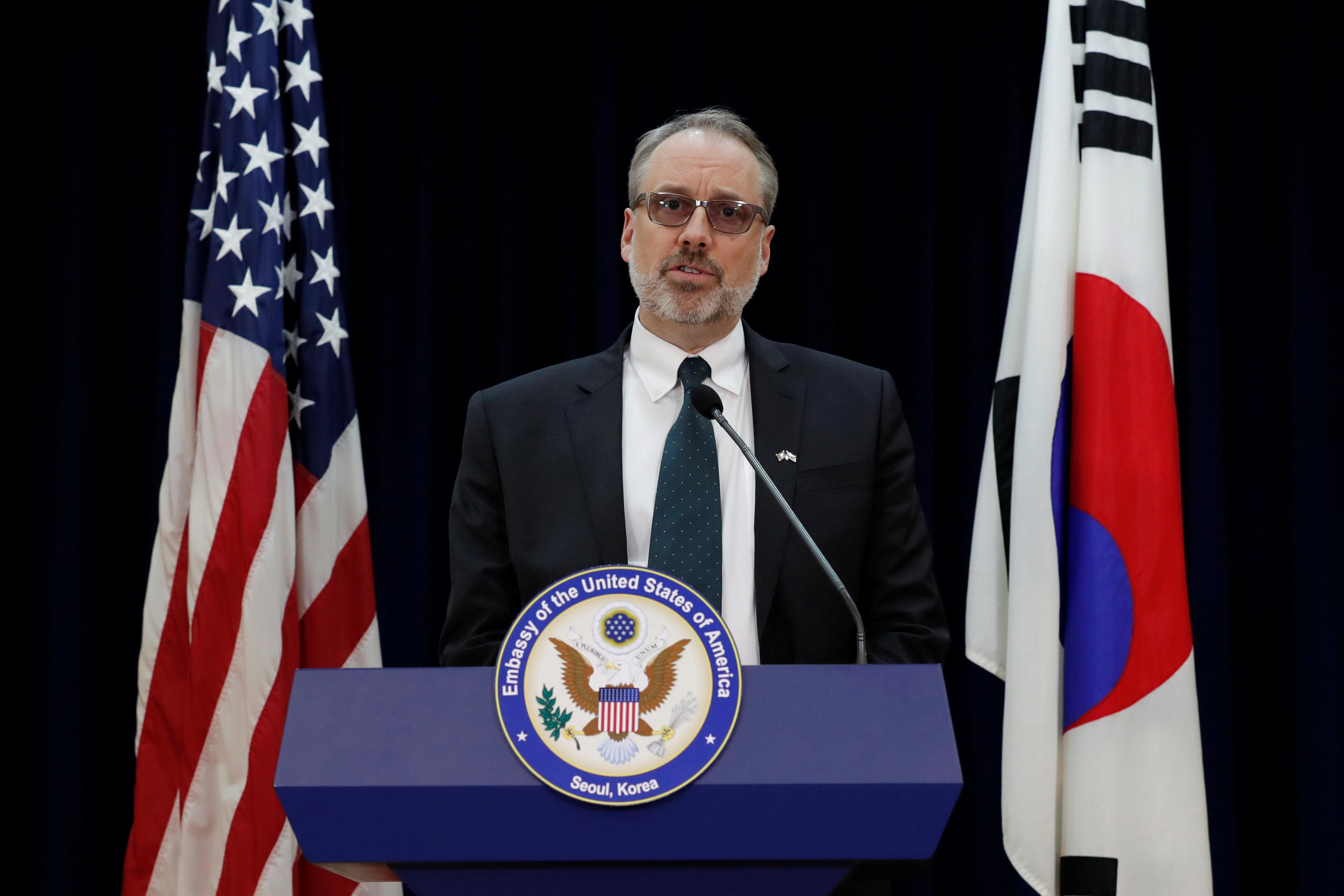 U.S. breaks off defense cost talks, as South Korea balks at $5...