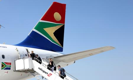 Public Enterprises minister to meet striking unions at South Africa's SAA