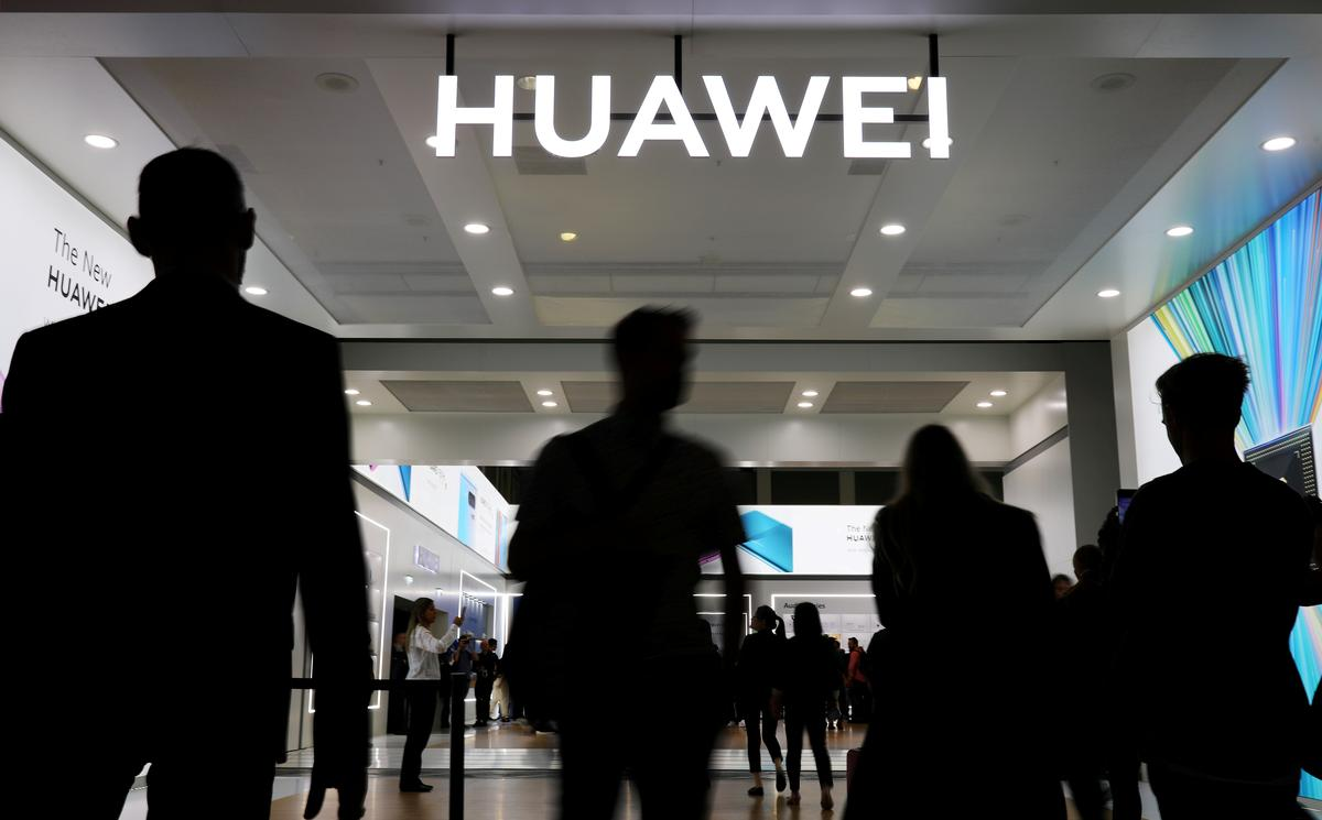 Huawei plays down impact of new U.S. license extension