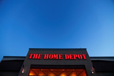 Home Depot cuts 2019 sales forecast, shares fall