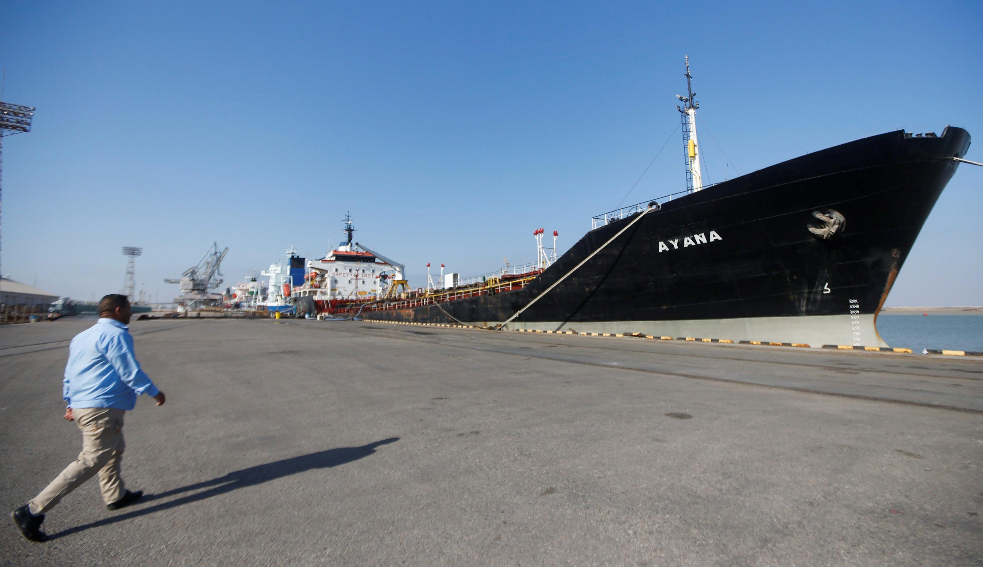 Iraqi protesters block gate to Khor al-Zubair port - port officials