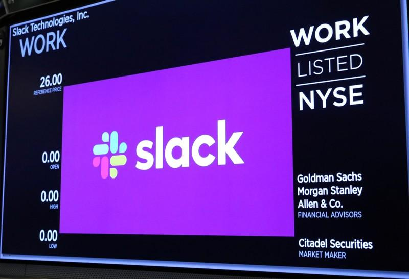 Breakingviews - Slack would be better off as part of a team