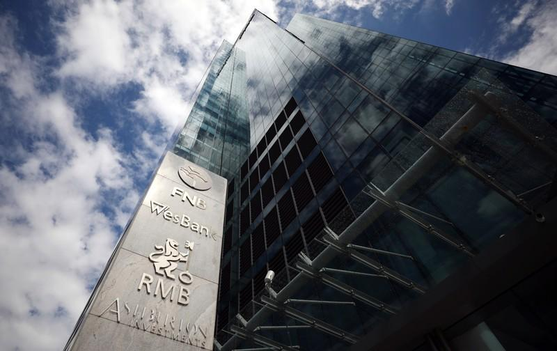 S.Africa's FirstRand falls after RMH says will transfer stake to...