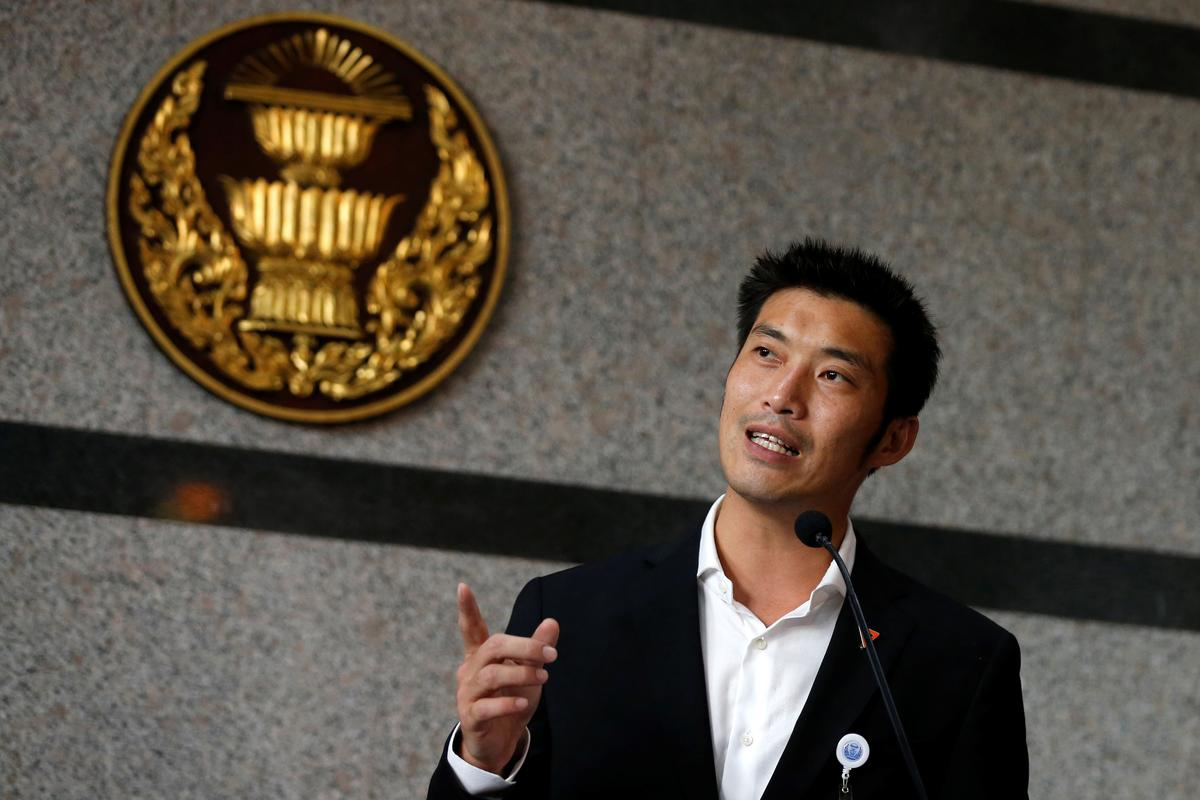 Thai court bars rising opposition leader from parliament