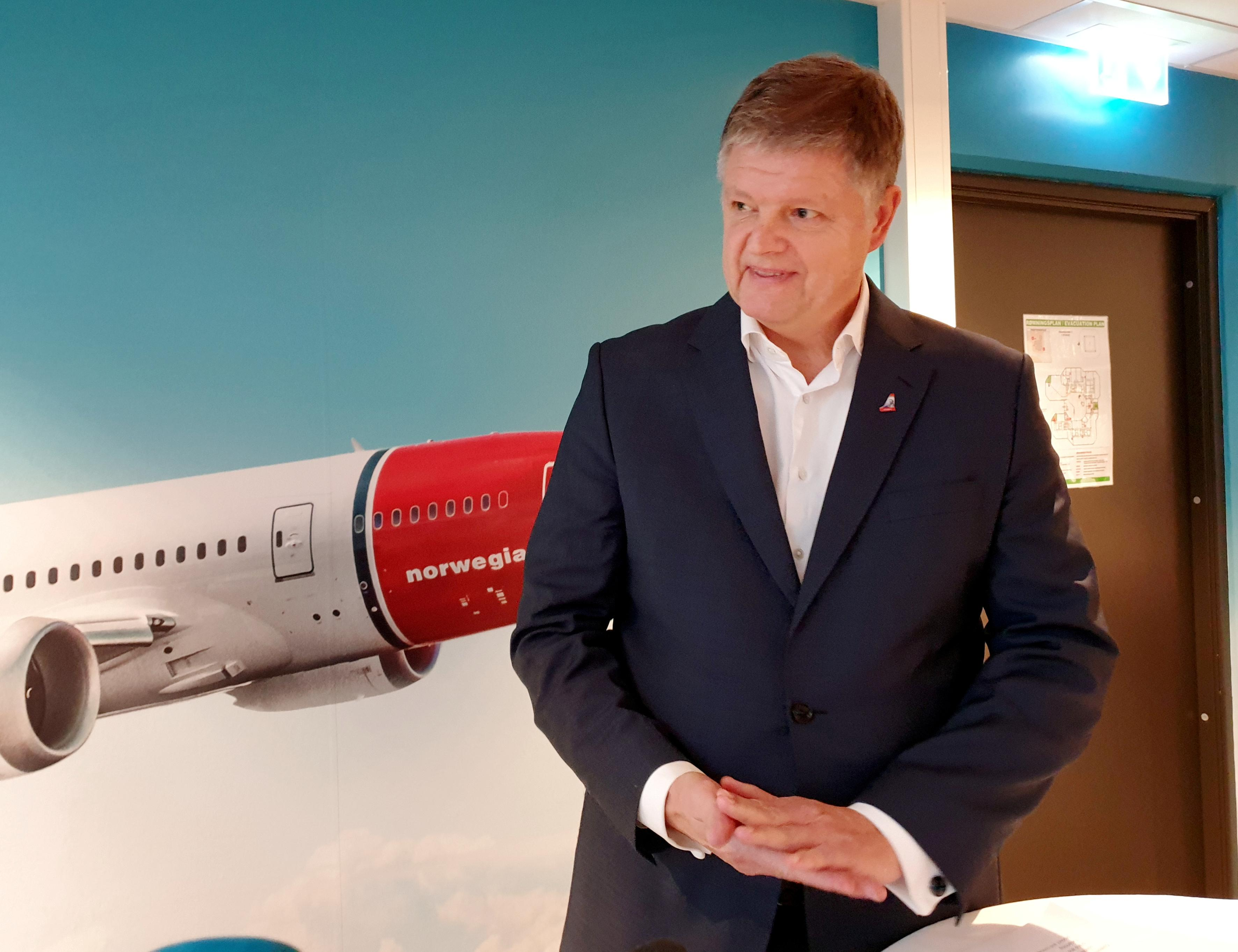 Norwegian Air appoints industry outsider as new CEO to lead...