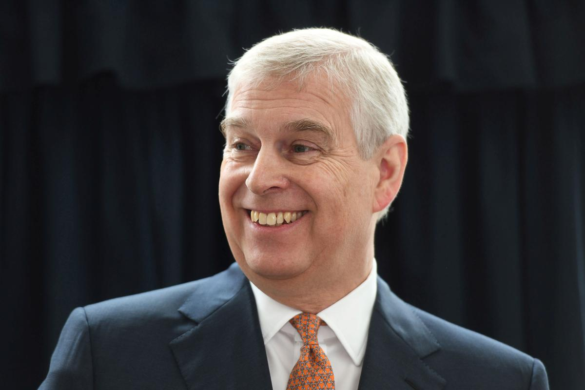 Britain's Prince Andrew, from dashing pilot to sex offender's friend