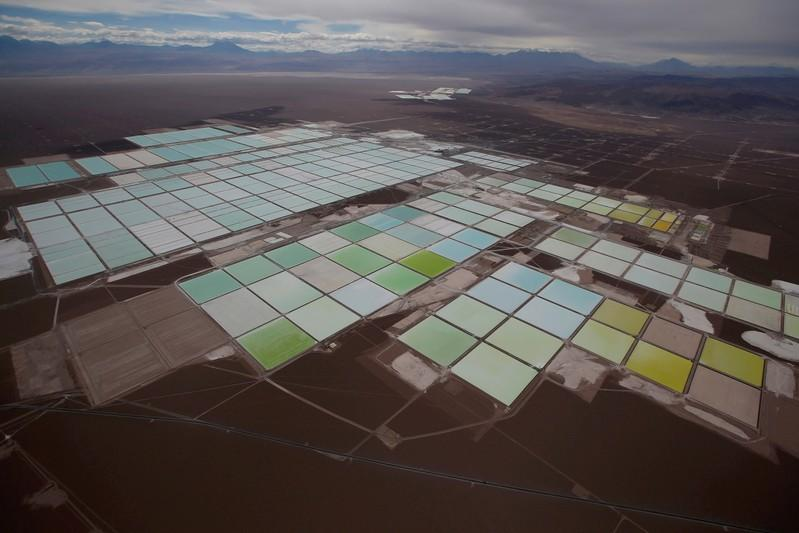 Lithium miner SQM dodges impacts from Chile protests, hit by lower...