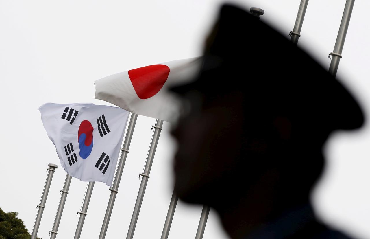 Image result for japan south korea