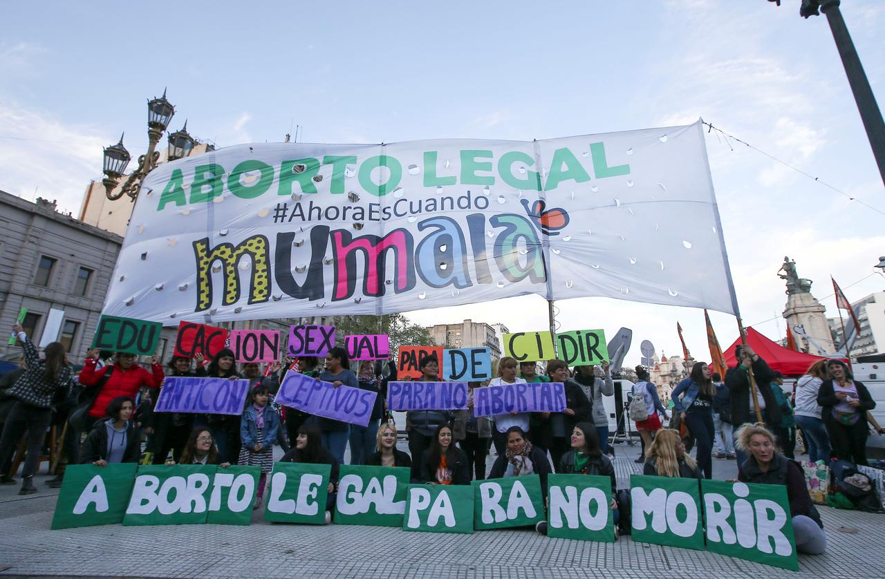 Pro-Life Activists Mourn as Argentina Moves to Legalize Abortion