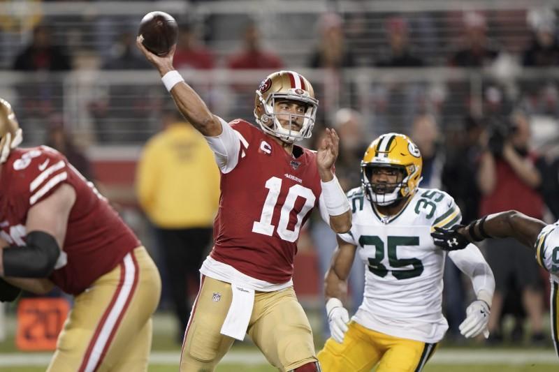 Roundup NFL: 49ers en déroute Pack, harceler Rodgers toute la nuit