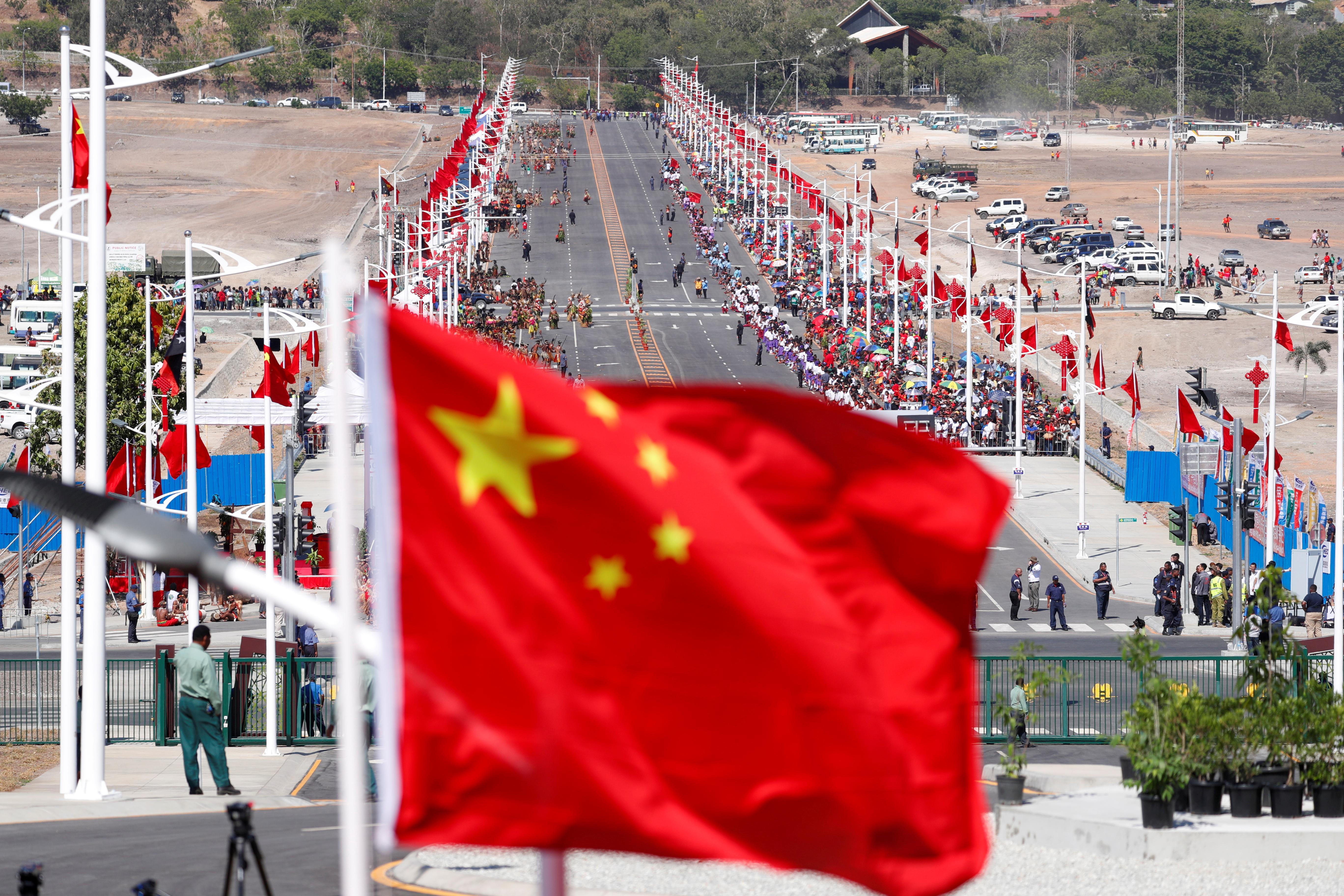 Papua New Guinea faces cash crunch as China repayment schedule...
