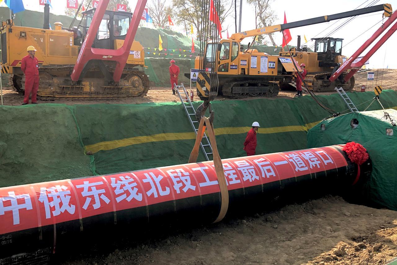 Landmark Siberian gas to test CNPC's marketing mettle in