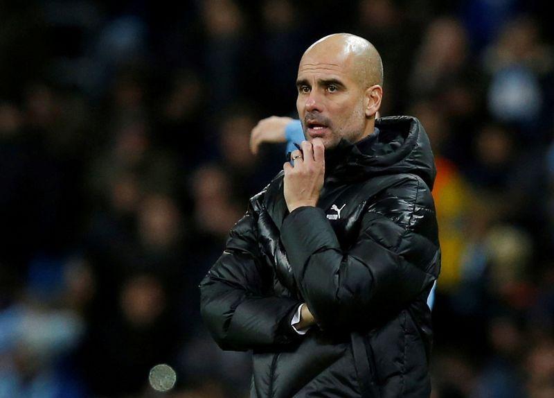 جوارديولا مدرب سيتي: نيوكاسل لن يهبط من الدوري الانجليزي الممتاز