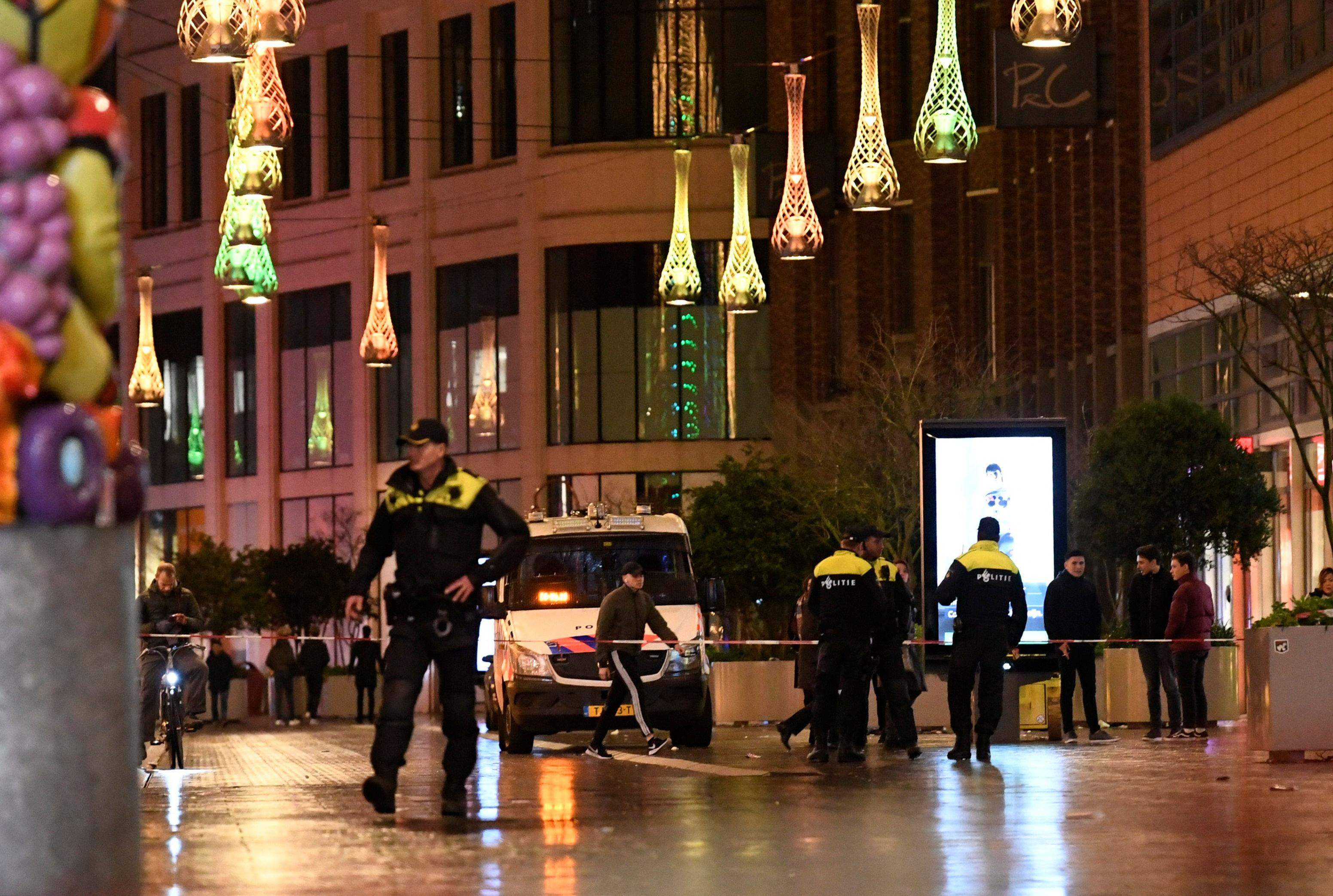 Three youths wounded in stabbing in The Hague, no indication now of...