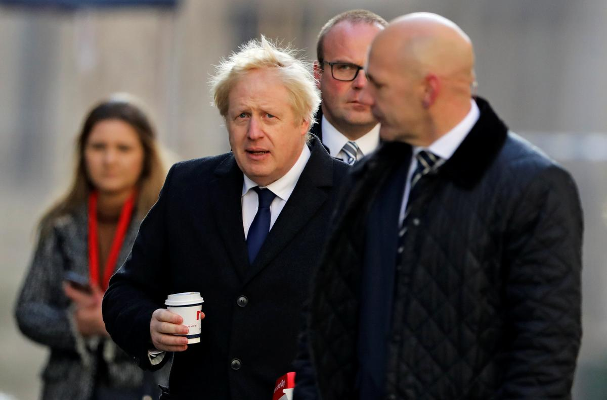 Johnson's lead over Labour halved to 6 points - BMG poll