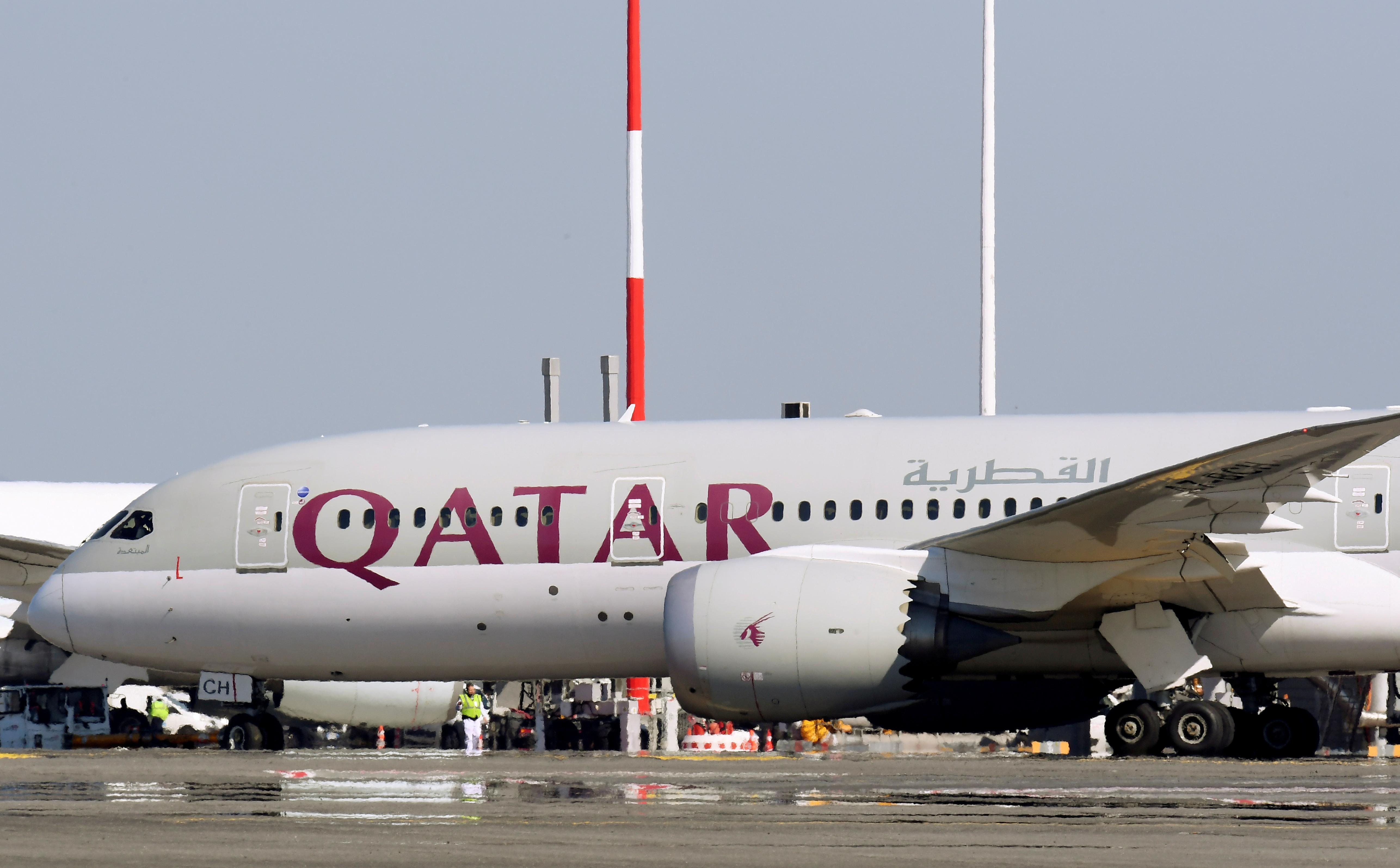 Germany's Lufthansa says not open to Qatar investment