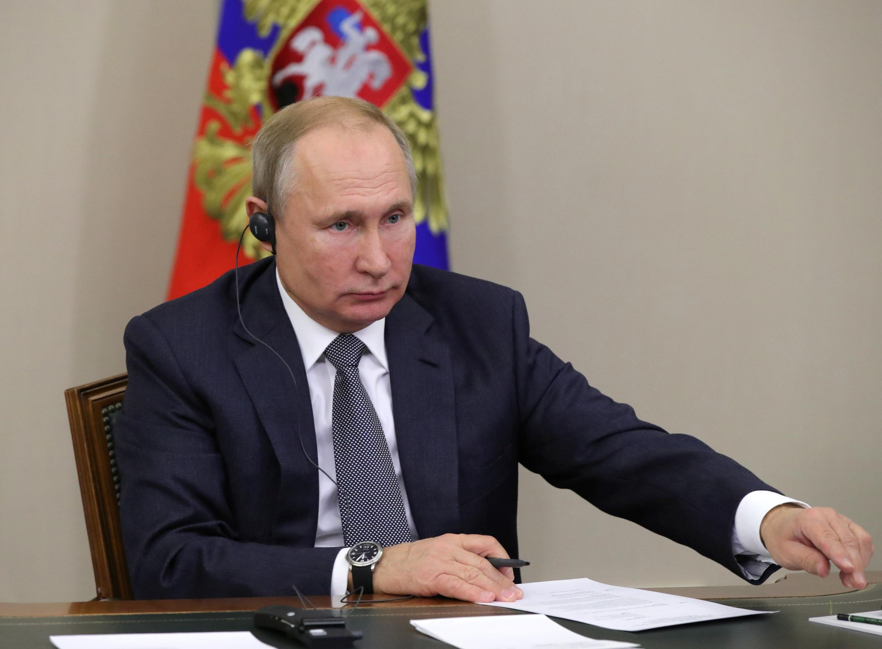 Putin signs law making Russian apps mandatory on smartphones,...