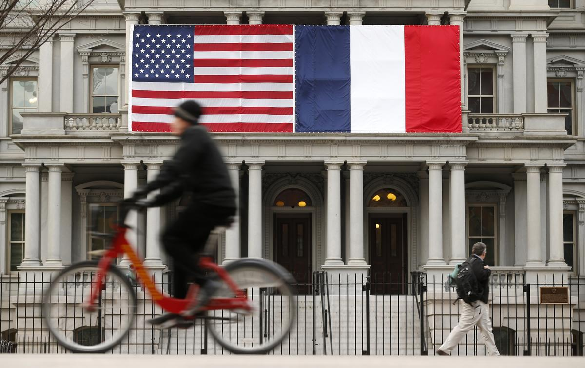U.S. vows 100% tariffs on $2.4 billion of French products over digital services tax