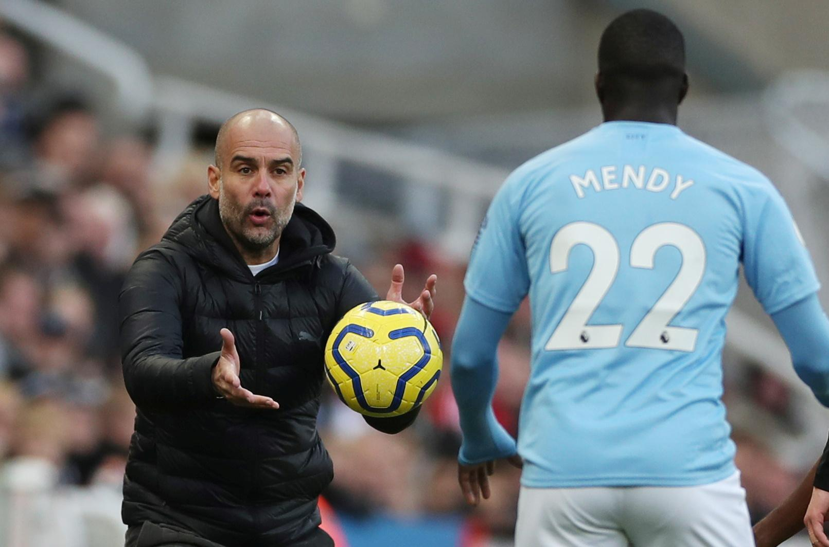 Guardiola rules out Man City spending in January transfer window