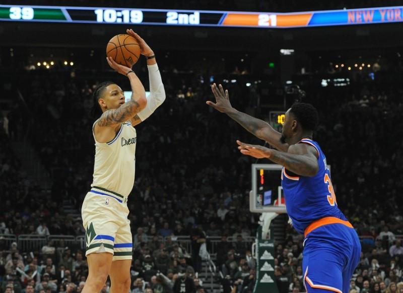 Bilan NBA: La série de victoires des Bucks atteint 12