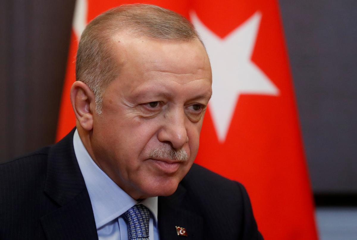 Turkey to oppose NATO plan if it does not recognize terrorism threats: Erdogan