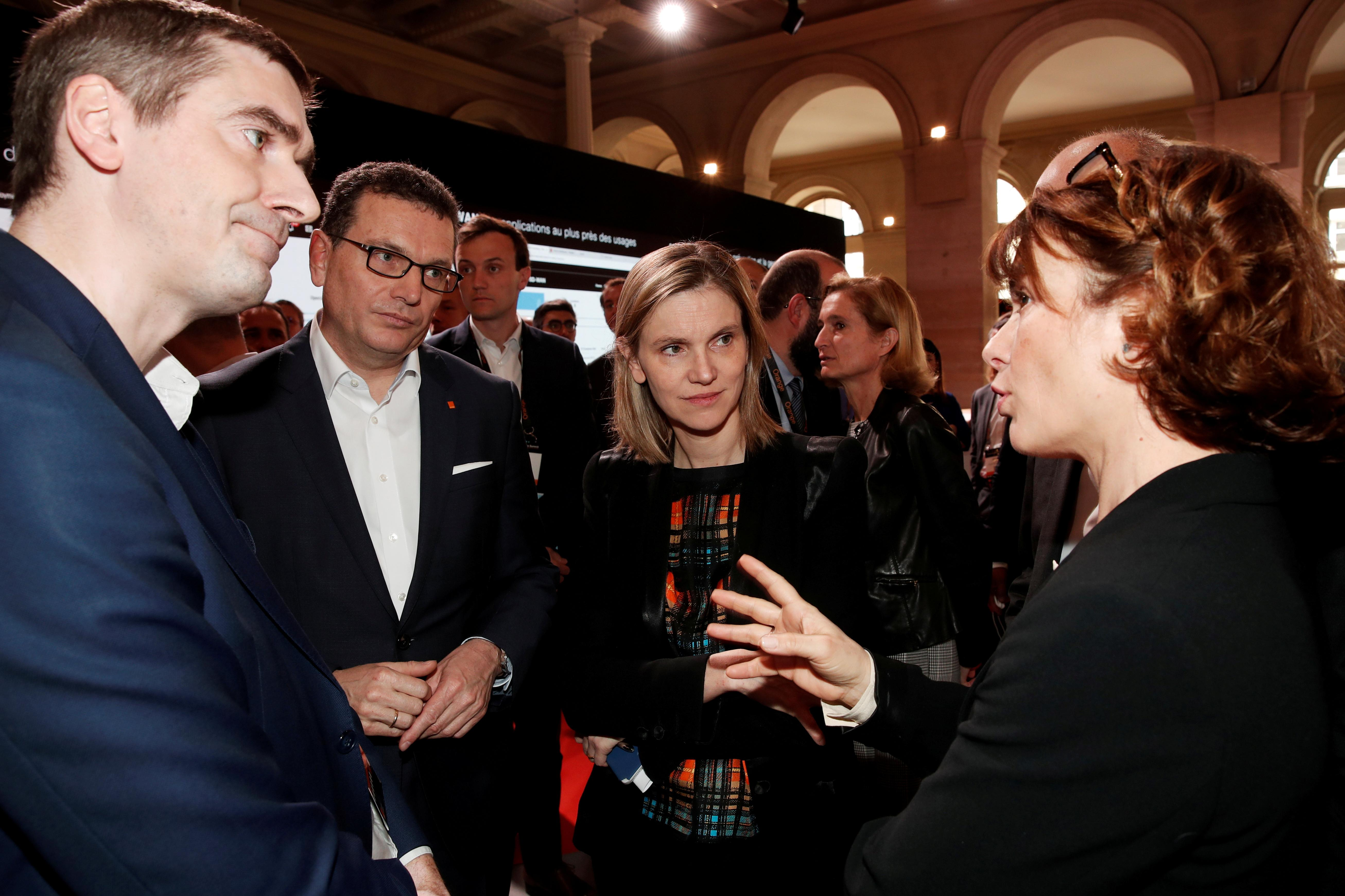 La France et l'UE se disent prêtes à exercer des représailles contre la menace tarifaire américaine