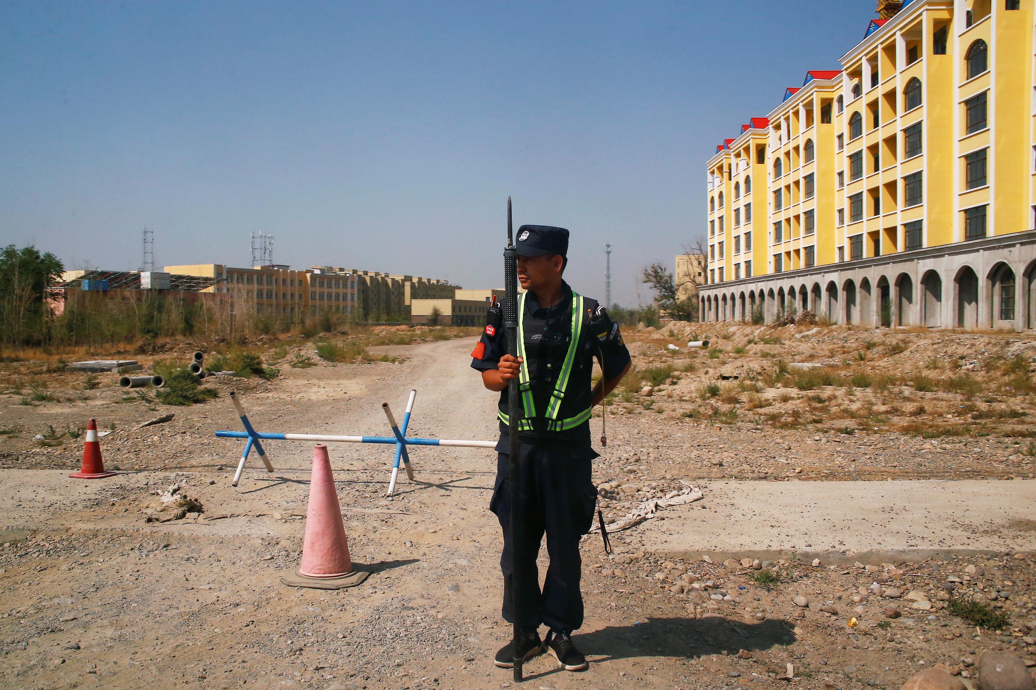 China warns U.S. over Uighur bill, raising doubts over early trade...