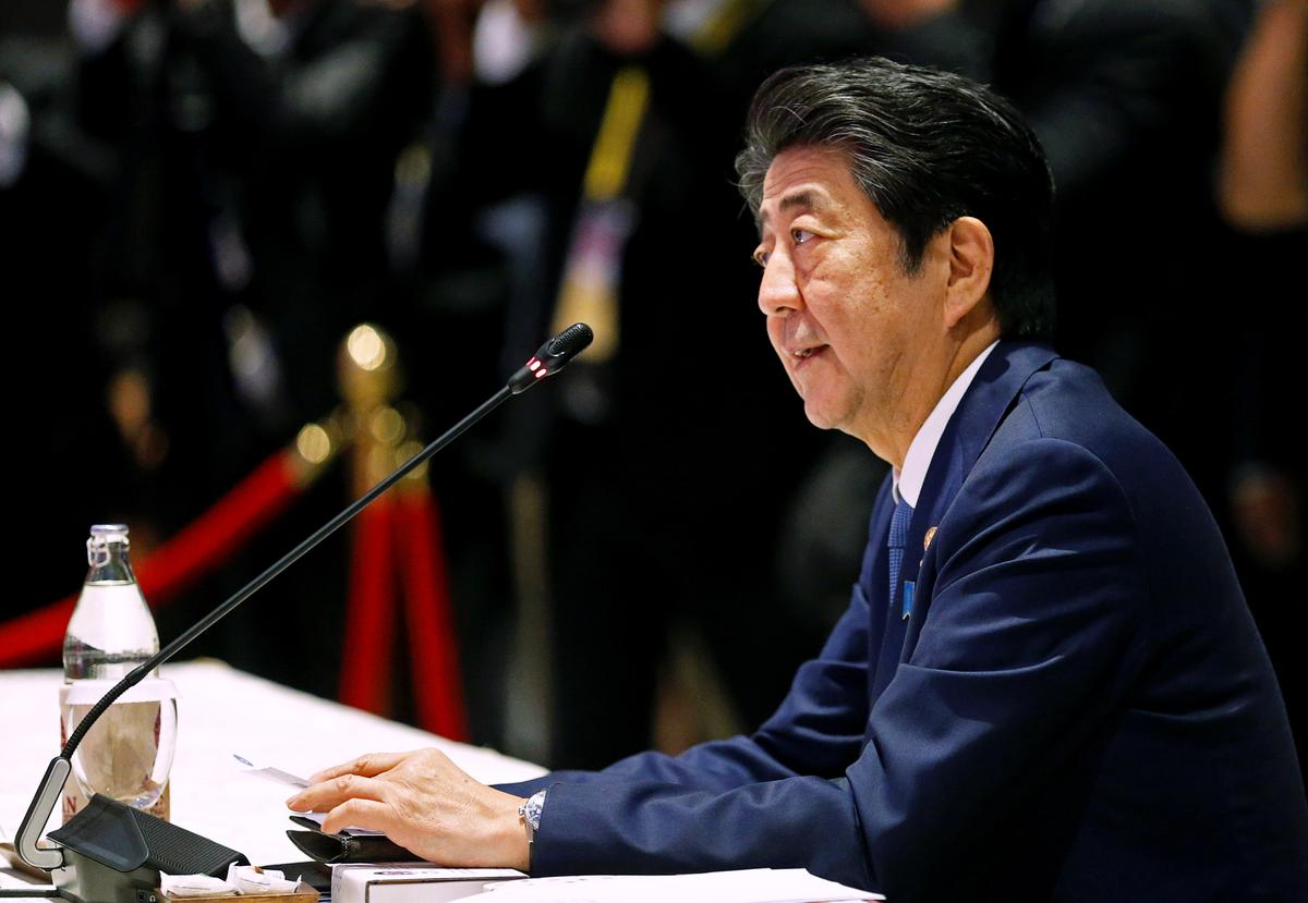 Japan PM slammed for revealing operator of document shredder in scandal was disabled