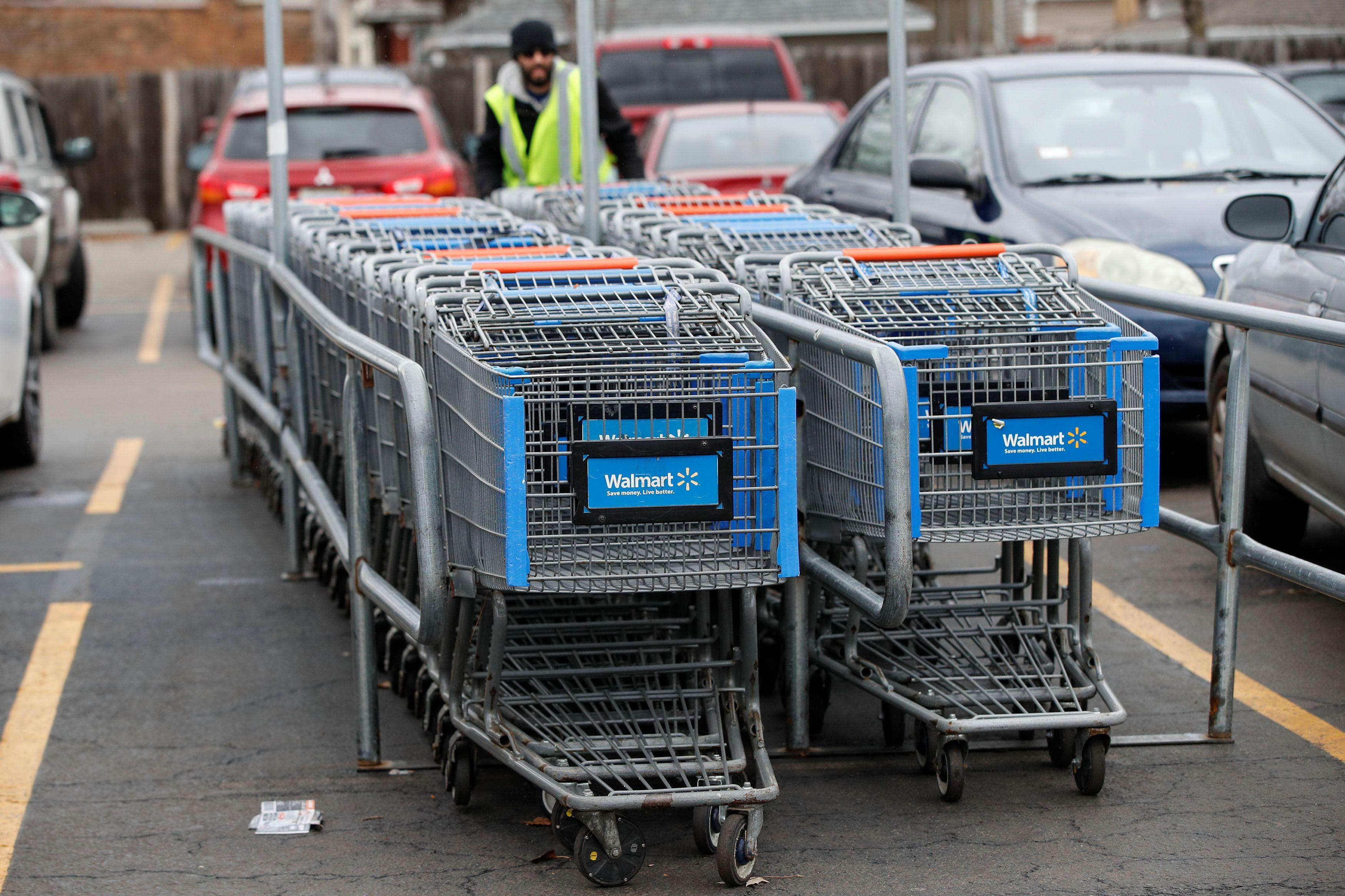 Walmart favors 'reasonable controls' over collection and use of...