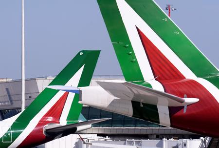 Italy's Atlantia interested in relaunch not rescue of Alitalia – paper
