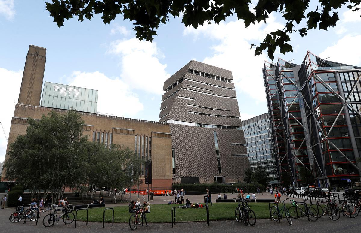 Teenager who threw boy from London Tate Modern platform admits...