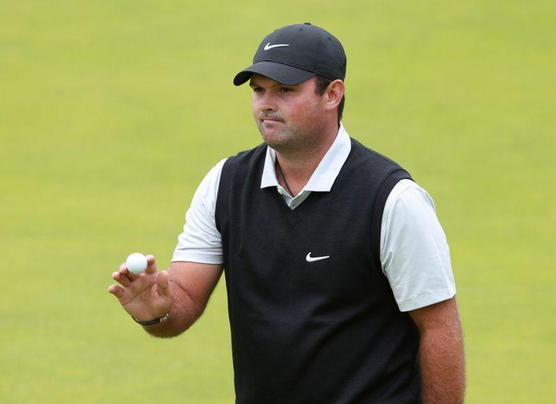 Reed gets two-stroke penalty in rules controversy at World Challenge