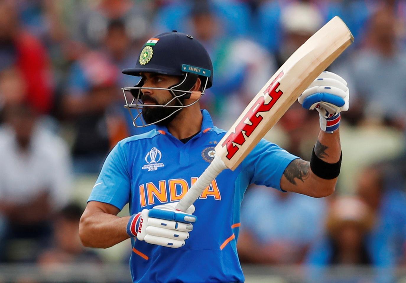 India's Kohli would rather finish than entertain