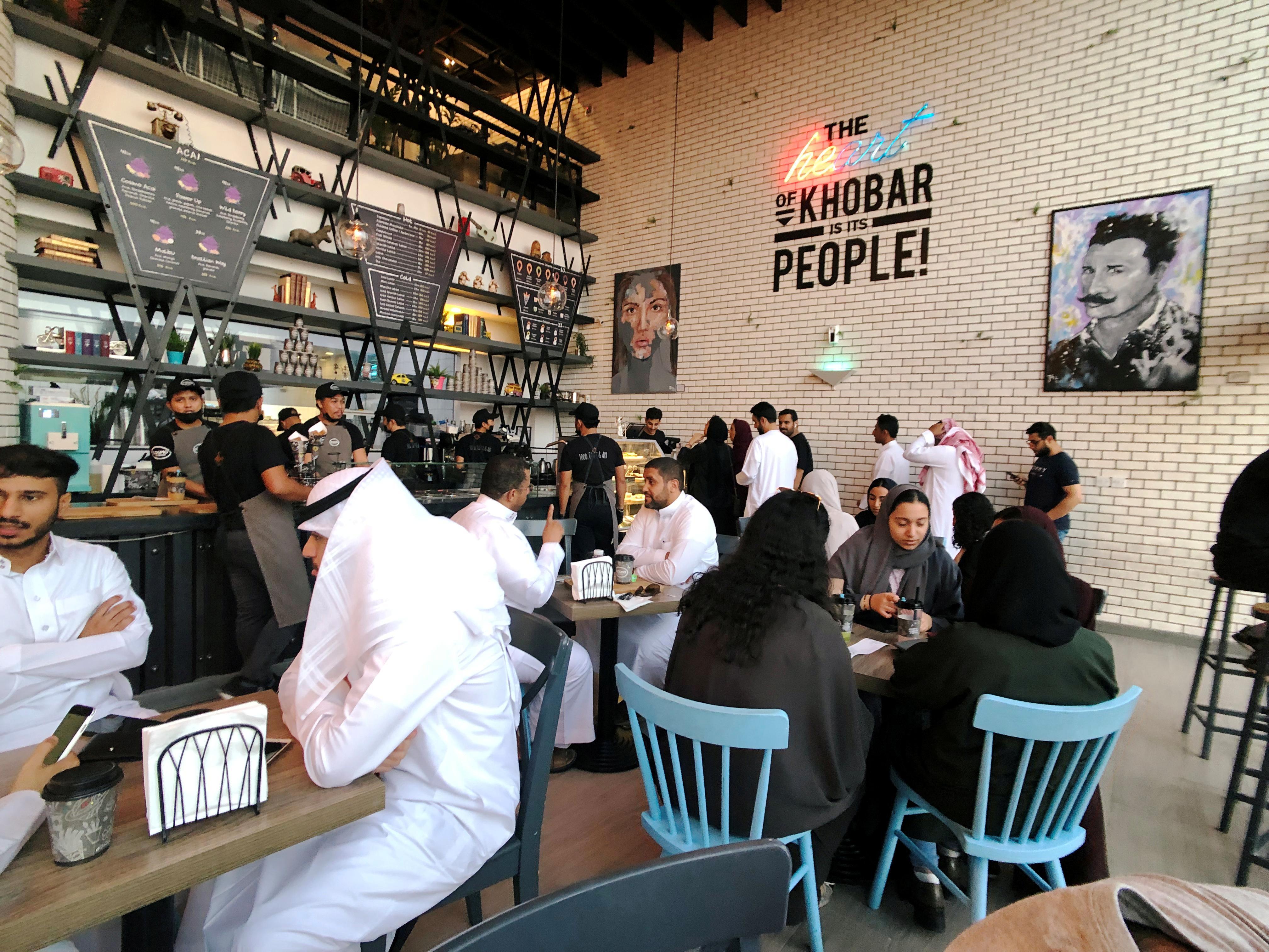 Saudi Arabia ends gender-segregated entrances for restaurants
