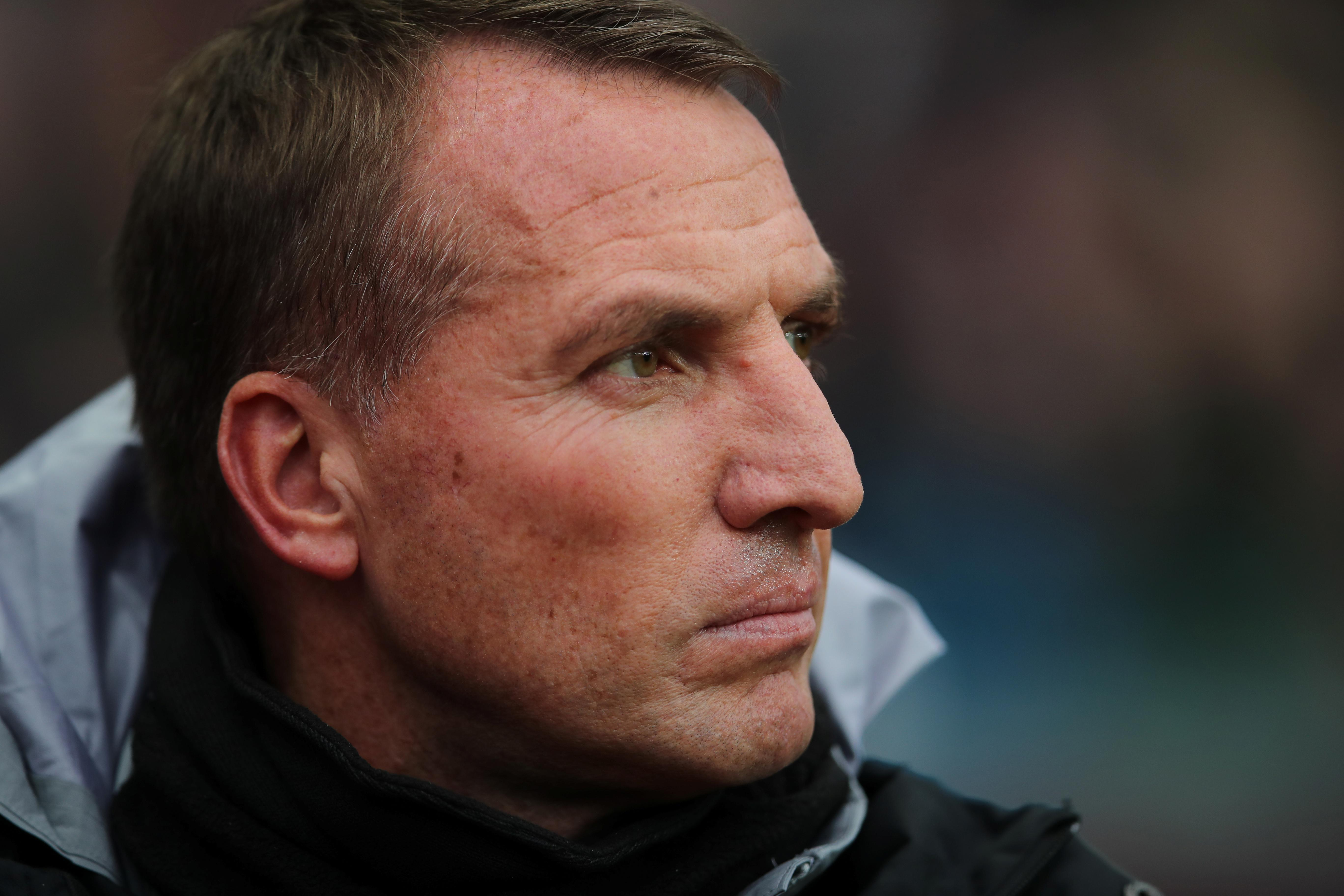 Only natural for Leicester to be overlooked, says Rodgers