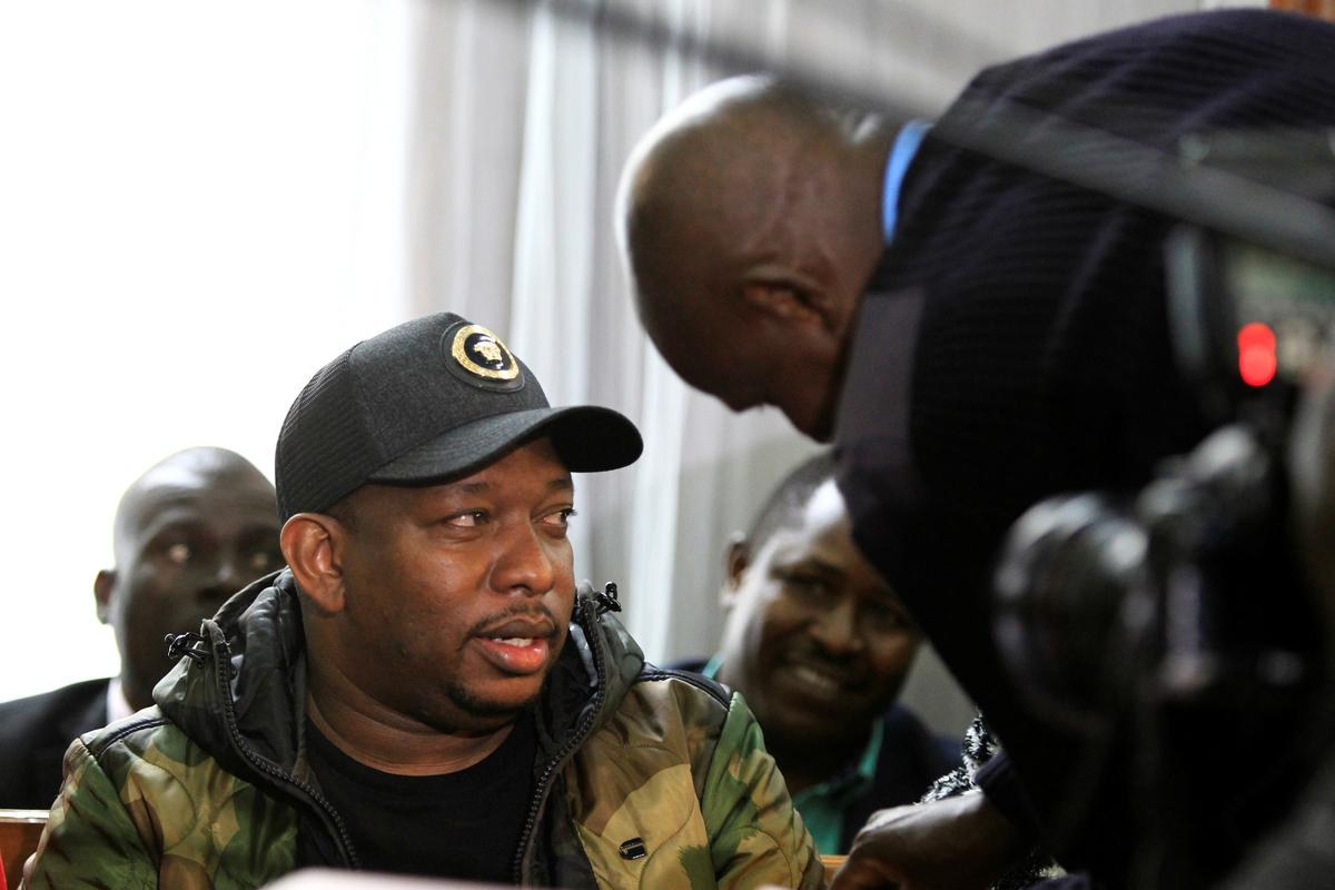 Nairobi governor pleads innocent to graft charges, bail ruling...