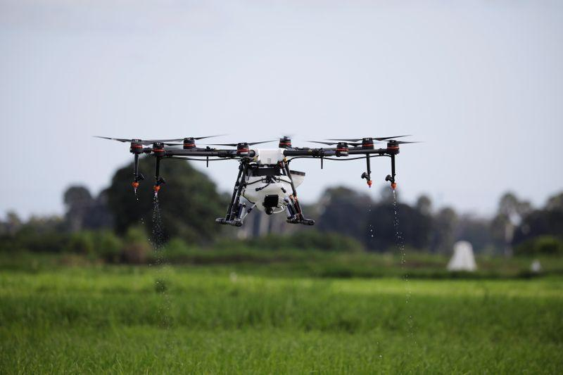 Blatt - Verkehrsministerium testet Drohnen-Abwehrsystem für Flughäfen
