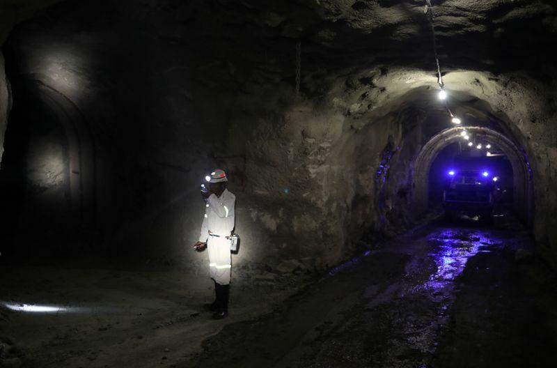 Petra Diamonds halts South Africa mines after Eskom ups power cuts