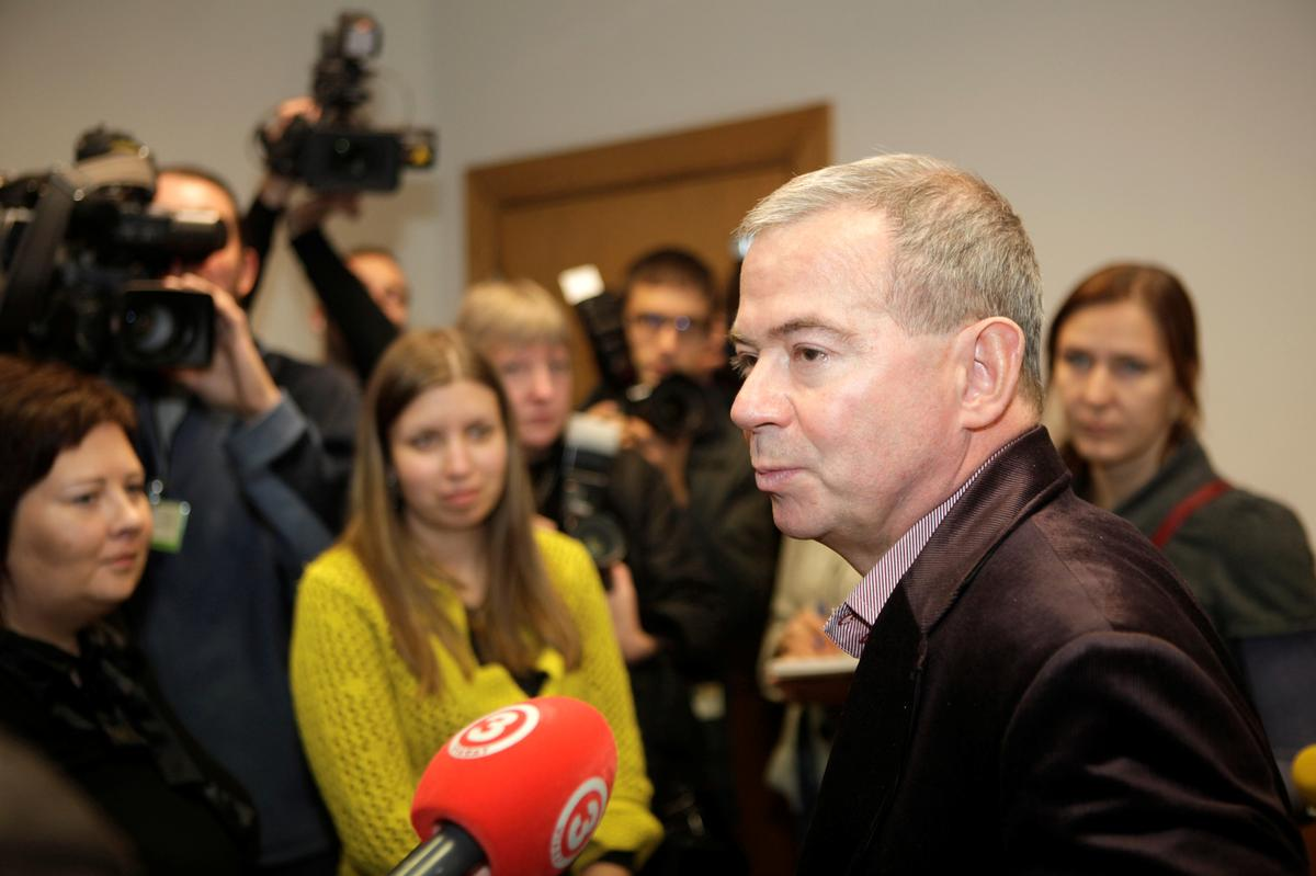 Latvian oligarch hits back at corruption charges as U.S. clamps down