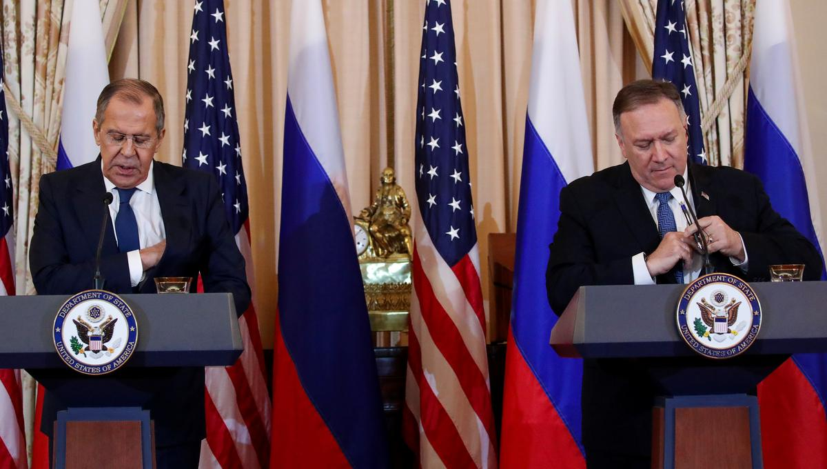 Trump warns Russia not to meddle in U.S. elections: White House