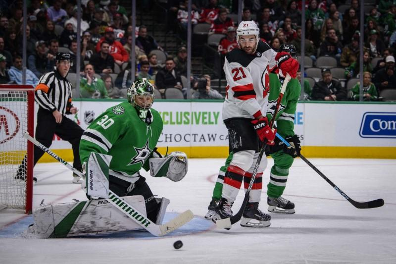 NHL roundup: Stars win after firing coach