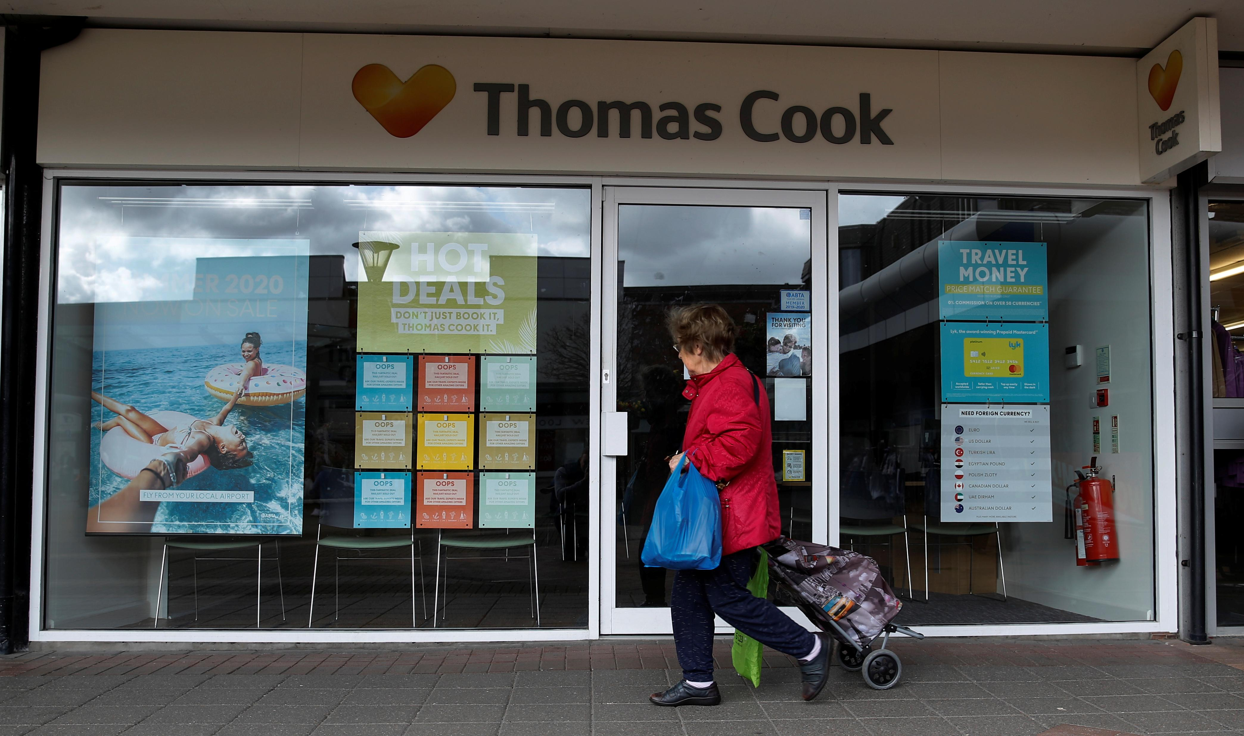 Germany confirms it will repay customers of insolvent Thomas Cook