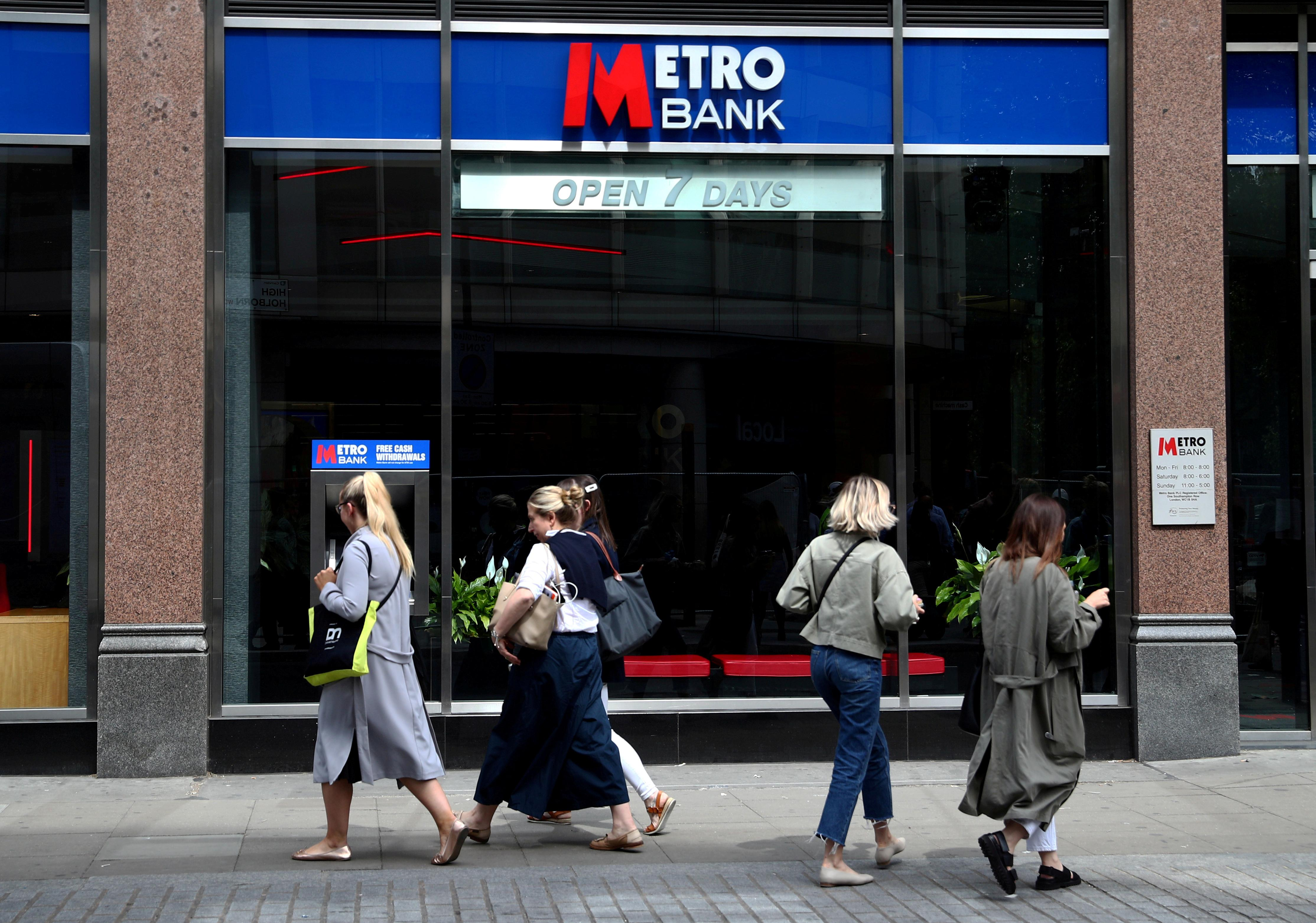 Small British banks want softer rules to help them compete
